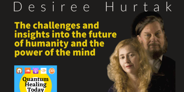 Drs. JJ and Desiree Hurtak. The Challenges and Insights of the Future of Humanity and the Power of the Mind